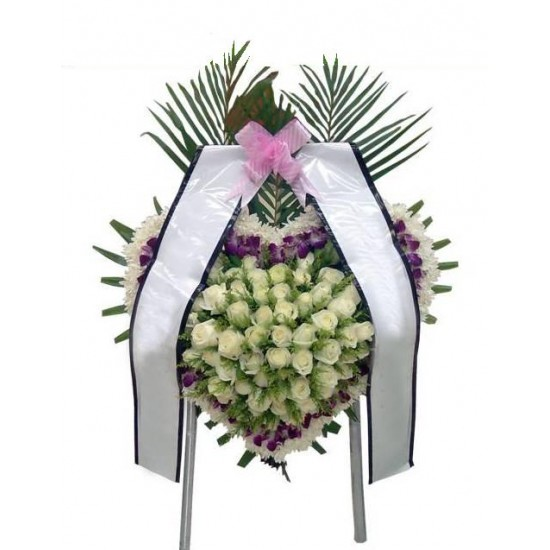 Traditional Flowers Arrangement 4